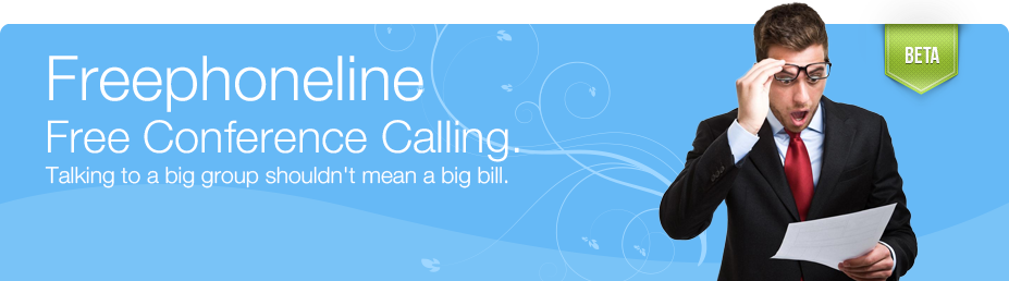 Freephoneline Free Conference Calling